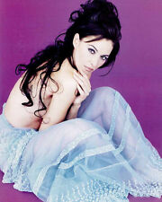 MONICA BELLUCCI 8x10 Photo ENTRANCING TOPLESS IN DRESS