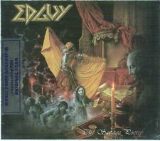 EDGUY THE SAVAGE POETRY SEALED 2 CD SET NEW