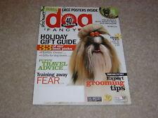Shih Tzu December 2010 Dog Fancy Magazine German Wirehaired Pointer * Cane Corso