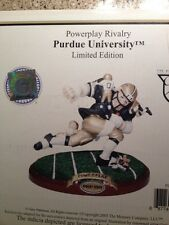 Powerplay Rivalry PURDUE UNIVERSITY Football Limited Ed Memory Co Collectible