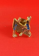 Beach Volleyball Netz Schmetterball Pin Badge