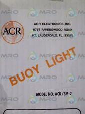 ACR ACR/SM-2 EMERGENCY BOUY LIGHT * NEW IN BOX *
