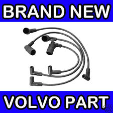 Volvo 400, 440, 460, 480 (B18 / B20) (86-) HT Ignition Spark Plug Leads Set