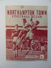 More details for northampton town vs halifax town | 1962/1963 | third division champions