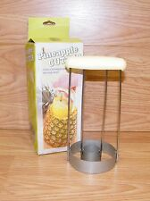 Bradshaw (30374) Handheld Pineapple Cutter - Cores With One Easy Twist! **READ**