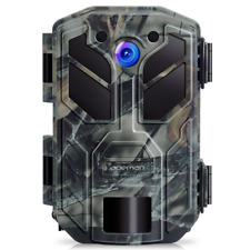 APEMAN Wildlife Camera Photo Trap 30MP 4K with Infrared Night Vision up to IP66