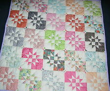 Handmade Machine Washable Decorative Quilts & Bedspreads