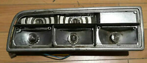 Fiat Dino 2000 Coupe Lamp Holder Tail Light Left Altissimo