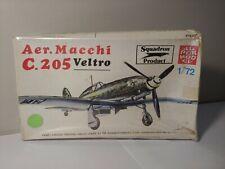 Supermodel Squadron Product Aer. Macchi C.205 1/72 scale