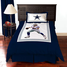 NFL Dallas Cowboys team Tony Romo #9 Bedding Comforter SET Christmas Gift TWIN