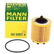 MANN Ölfilter Motorfilter Filtereinsatz für Opel Chevrolet Fiat Alfa Romeo Saab