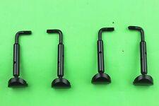 20 set Viola Chin rest Clamp Screw  respective construct viola accessories