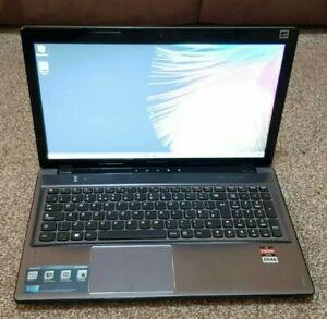 Lenovo Z585 Laptop AMD A8 CPU 8gb Ram 1tb HDD win 10 Wifi 0046