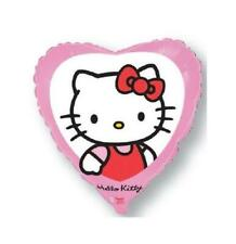 Hello Kitty Heart Shaped 18 Inch Foil Balloon