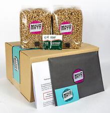 More details for 750g - 4kg rye grain (hydrated & sterilised) - mushroom cultivation & growing