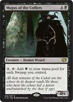 MAGUS OF THE COFFERS Commander 2014 MTG Black Creature — Human Wizard Rare