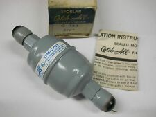 """SPORLAN C-033 CATCH-ALL FILTER DRIER 3/8"""" NEW CONDITION IN BOX"""