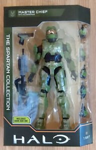Halo Infinite The Spartan Collection Series 1 Master Chief Action Figure New
