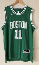 New listing Boston Celtics adidas Jersey #11 Irving Swingman +2 Sewn NBA Men's L