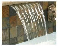 Pentair 581403FSWBF Magicfalls Water Effect Super 13-Inch Lip Series