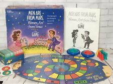 Men are from Mars Women are from Venus Board Game Clean and Complete