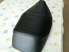 HONDA CH250 ELITE 250 1985 TO 1988 MODEL SEAT COVER BLACK (H180)