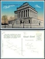 WASHINGTON DC Postcard - Scottish Rite Temple M6
