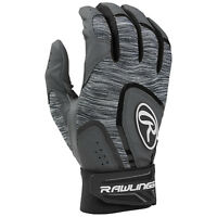 Rawlings Adult 5150 Baseball Batting Gloves - Black (NEW) Lists @ $22