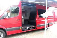 4 Sleeping Capacity Campervans 2011