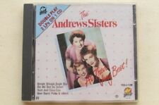 Audio CD - Oldies - The Andrew Sisters: At Their Very Best - Boogie Woogie Bugle