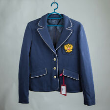 RIO 2016 Olympic Games Russian Team Women's Opening Ceremony Parade Suit Jacket