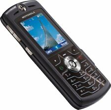 Motorola SLVR L7 Black Unlocked Cellular Phone Demo Unit