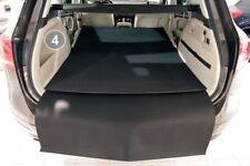 VW Touran Mk1 Pré-FACELIFT 2003-2010 ovales oeillets Tapis sur mesure Gris