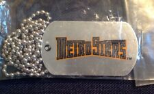 MetroStars NIKE Dog Tag Soccer Original Logo Never Opened