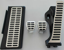 Audi q3 original pedalset pedal tapas apoyapies RS pedales rsq3 pedal pads Caps