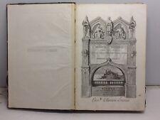 1840-Tommaso Grossi:MARCO VISCONTI,Ed.Borroni e Scotti