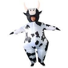 Costume gonflable adulte de vache