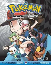 Pokemon Black And White 6 par Hidenori Kusaka Livre de Poche 9781421542812