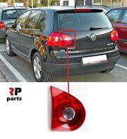 FOR VW GOLF V MK5 HATCHBACK 2003 - 2009 NEW REAR TAIL LIGHT LAMP INNER LEFT LHD