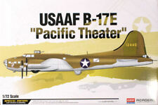 Academy 12533 1:72nd scale B-17E USAAF Pacific Theatre