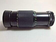 Lens Vivitar 80-200mm 1:4.5 Zoom MC