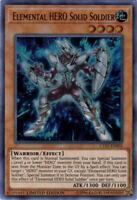 Elemental Hero Solid Soldier - CT15-EN003 - Ultra Rare - Limited Edition Yugioh