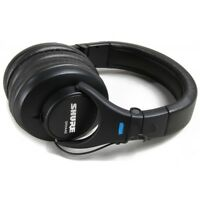 SHURE SRH440 cuffie headphones professionali DJ studio TV hi-fi GARANZIA ITALIA