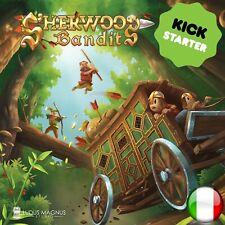 Banditi Di Sherwood Gioco da Tavolo Robin Hood ITA Kickstarter Avventura 🤩