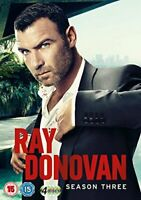 Ray Donovan - Season 3 [DVD] [2016]