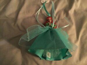 Disney Parks Princess The Little Mermaid Ariel Sketchbook Christmas Ornament