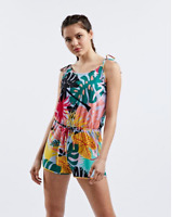 Adidas Originals: Tropicalage Jumpsuit Size UK S, M - New with tags