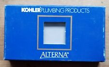 "Kohler Alterna 2-1/2"" Faucet Large Ceramic Insert - 9926-95  22493-95 - ICE GREY"