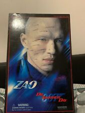 "SIDESHOW 007 ZAO DIE ANOTHER DAY RICK YUNE JAMES BOND 12"" FIGURE 40TH AN"