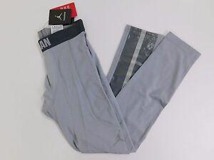 NEW MEN'S NIKE AIR JORDAN COMPRESSION TIGHT PANTS SIZE US XL & 2XL  689801012